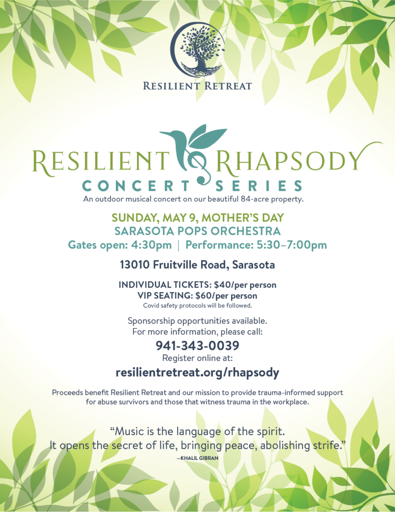 Resilient Retreat Event